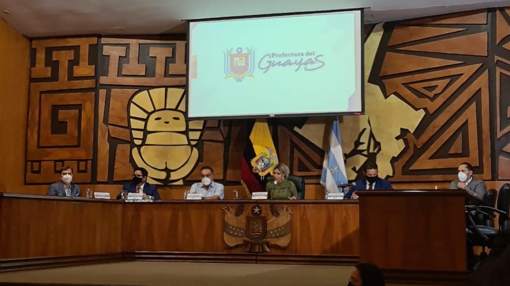 Guayas: Prefectura inicia proceso para terminar contratos con concesionarias