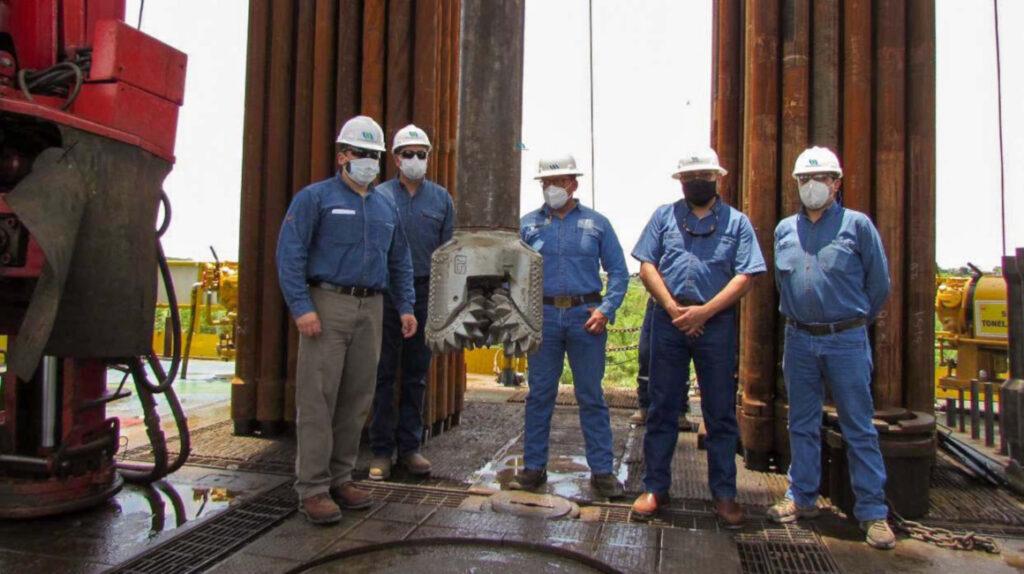 Petroamazonas inició perforación de pozo en Sucumbíos