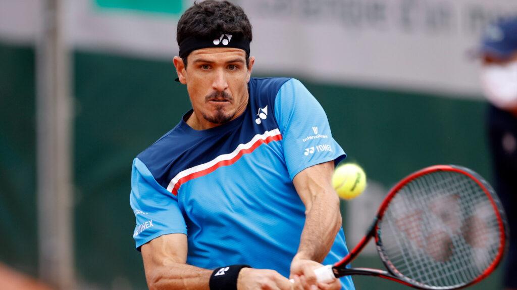 Emilio Gómez entró al cuadro principal del ATP 500 de St. Petersburg