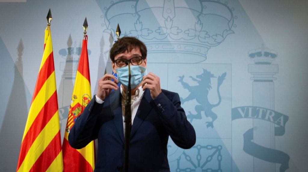 España registra 51 fallecidos por Covid-19 en un día