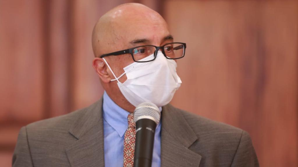 """Viceministro de Salud: """"No podemos seguir encerrados"""""""