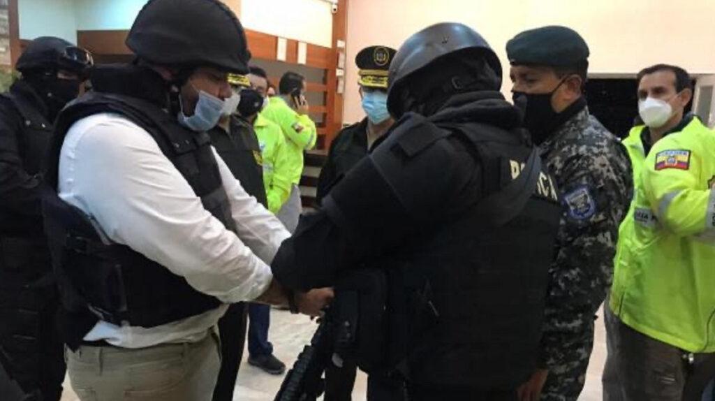 Los pedidos de Jacobo Bucaram para su estadía en la cárcel 4