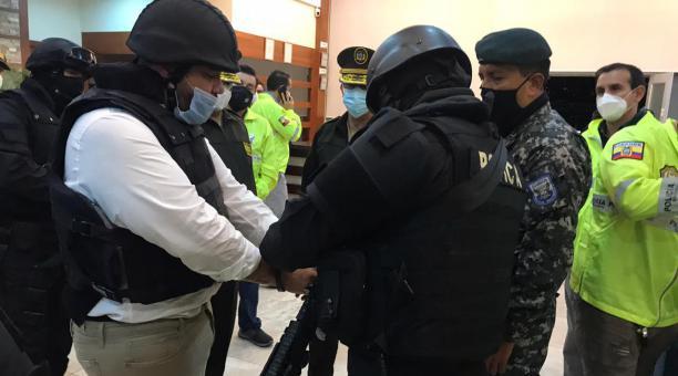 Dictan nueva orden de prisión preventiva contra Jacobo Bucaram