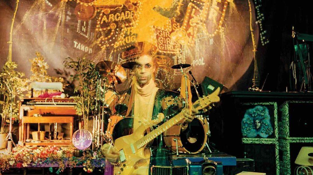 Reeditan 'Sign O´The Times',  de Prince, con 63 temas inéditos