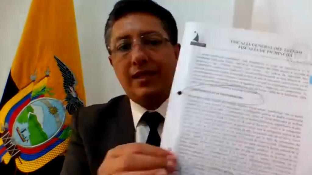 """""""La Asamblea busca una cabeza de turco para justificarse"""", dice Cruz"""