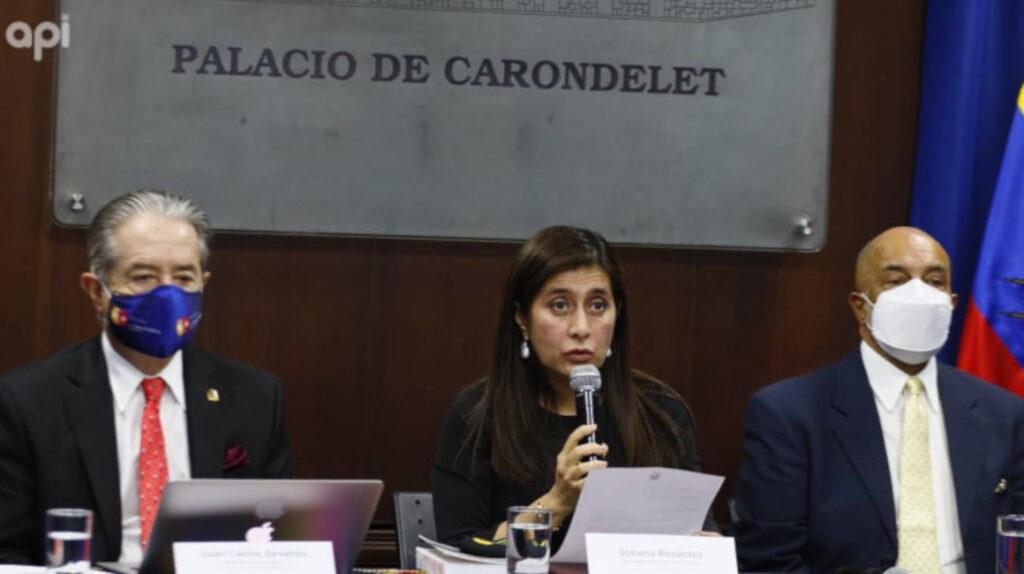 Presidente Moreno veta totalmente el Código de la Salud