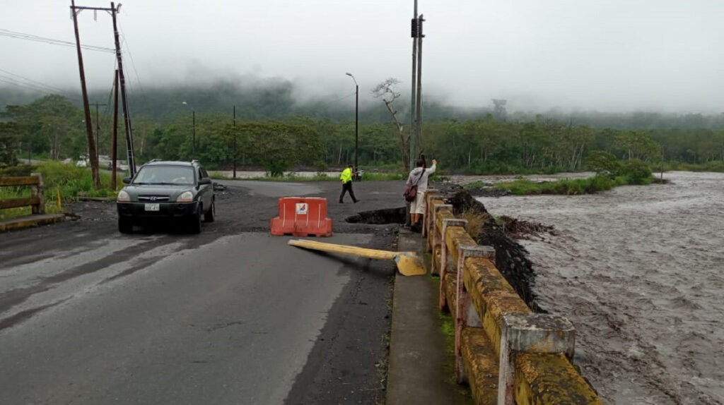 Alerta por desbordamiento del río Upano en Morona Santiago