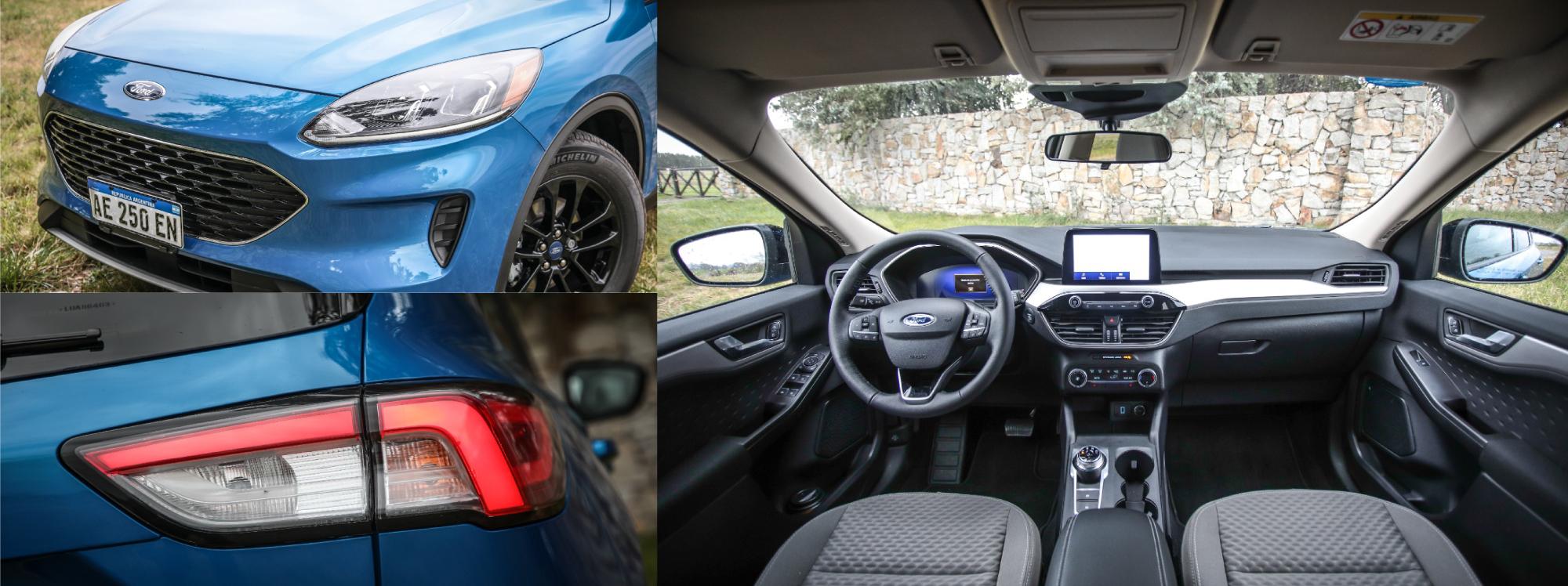 La nueva Ford Kuga: más y mejor