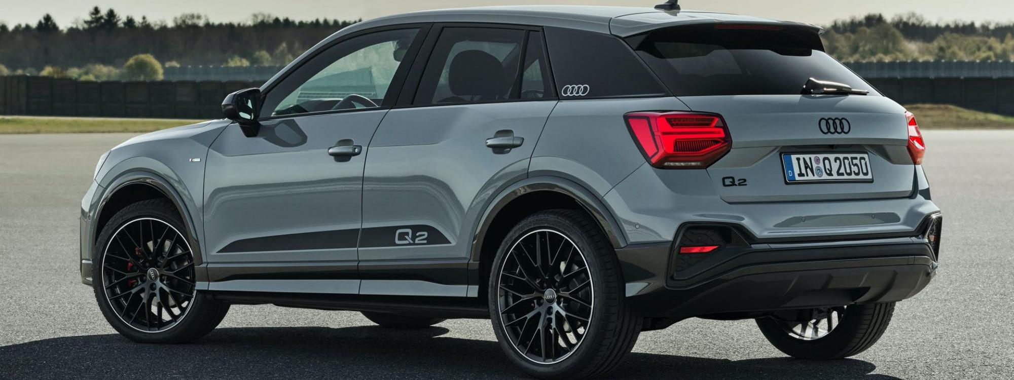 Audi presentó la nueva versión de su crossover Q2