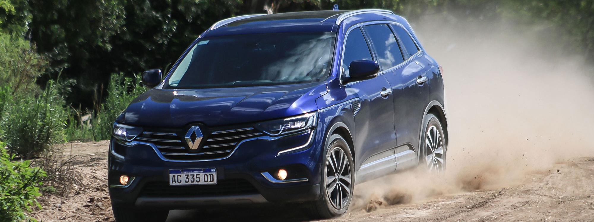 Este es el nuevo Renault Koleos que llega de Corea del Sur