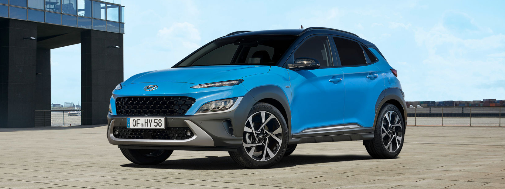 Mire cómo son los nuevos Hyundai Kona 2021