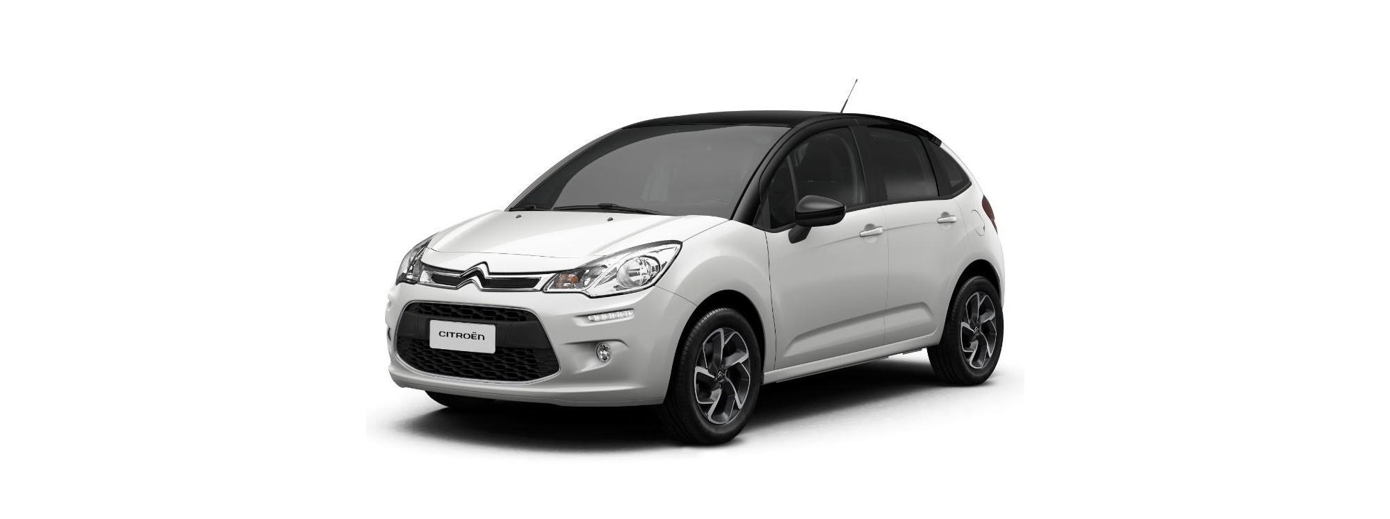Las nuevas versiones del Citroën C3 Bitono