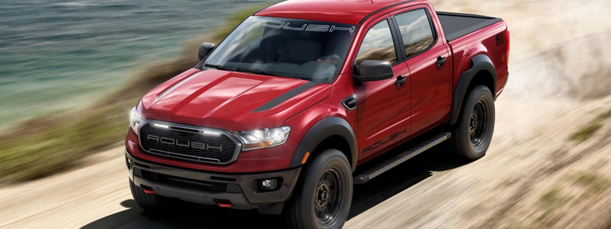 Ford Ranger Roush: Así es la Raptor norteamericana