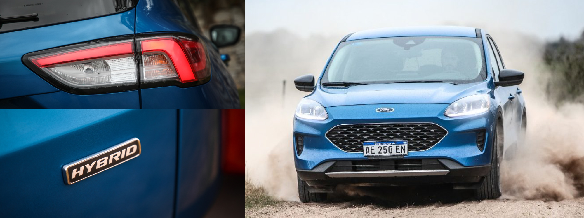Ford Kuga: cuánto anda y consume el SUV híbrido