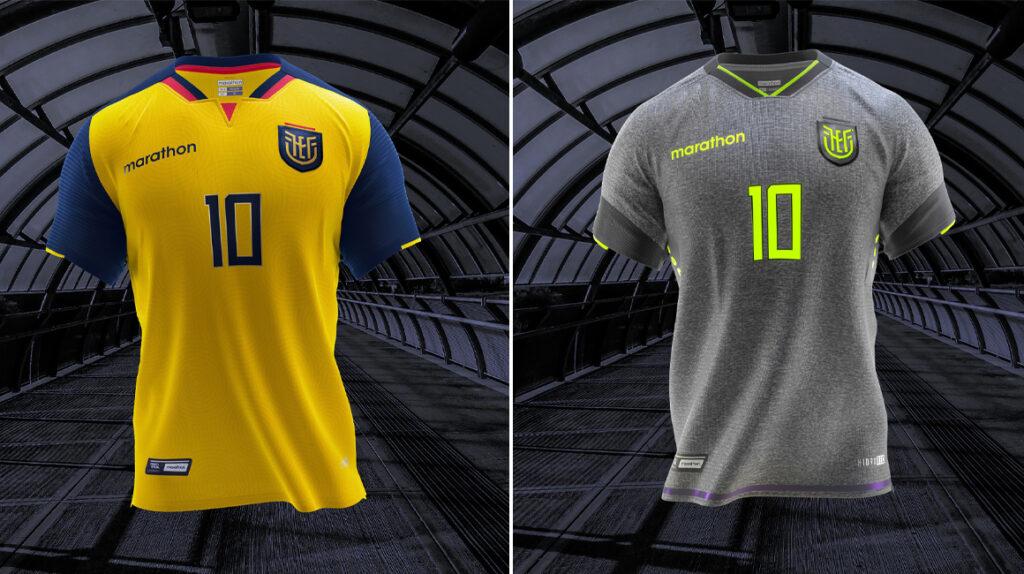 La FEF presentó la nueva camiseta que usará la Tricolor