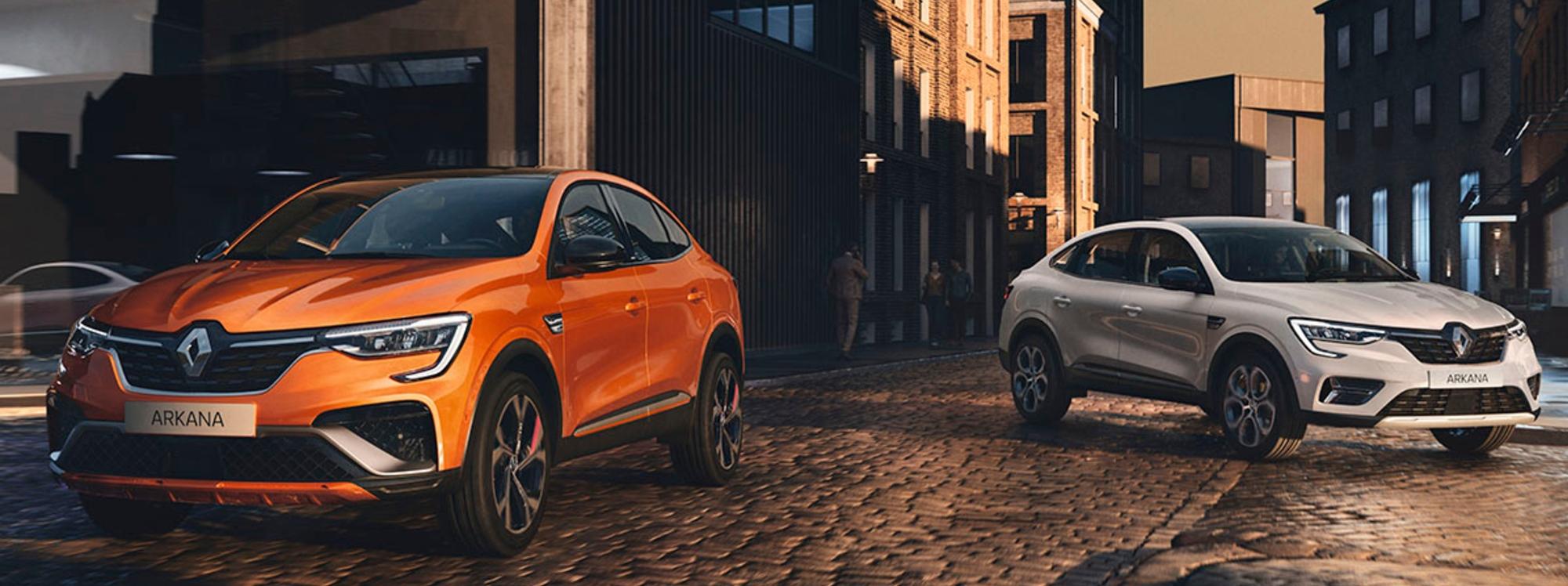El Renault Arkana ahora es un modelo global