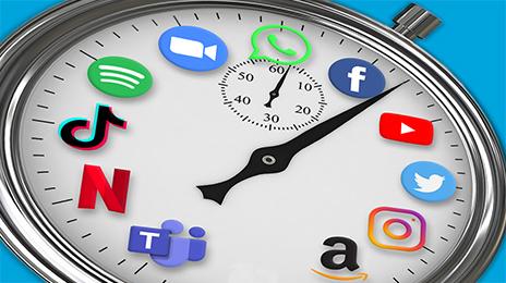 Mensajes, descargas y llamadas: todo lo que ocurre durante un minuto en Internet