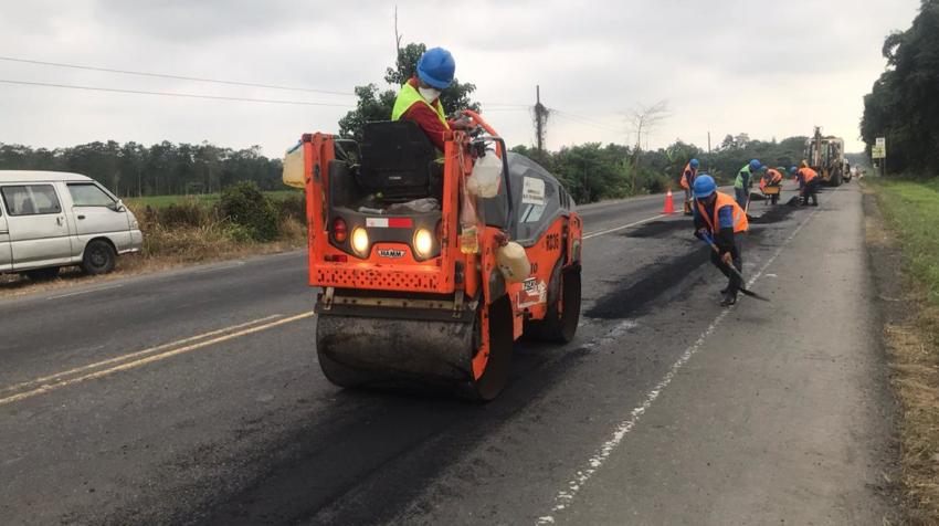 Primero se deberán terminar las obras de reparación de la vía antes de cobrar peaje.