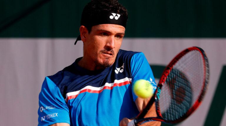 Emilio Gómez Roland Garros qualy
