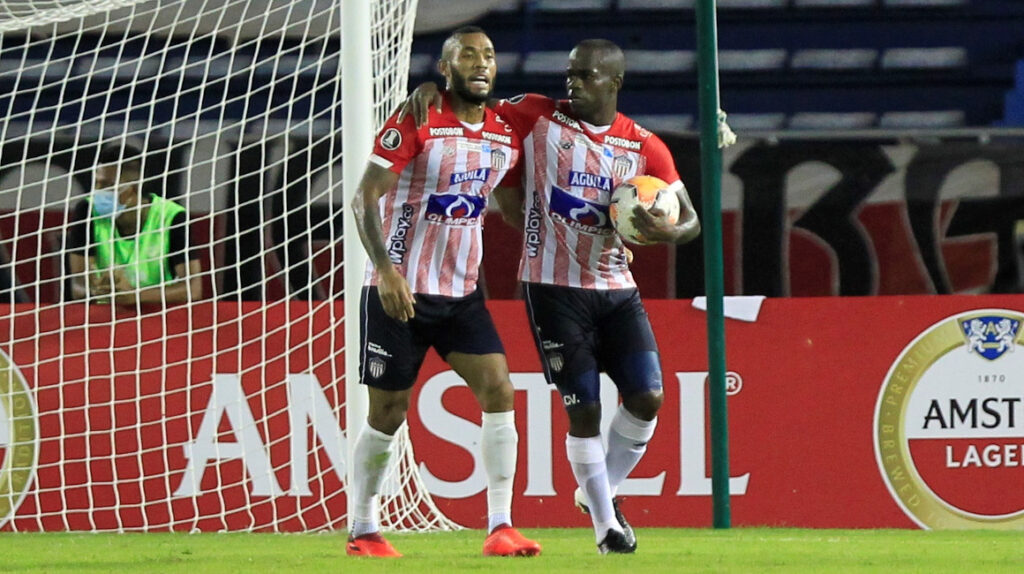 Independiente del Valle perdió ante Junior pero sigue como líder del Grupo A
