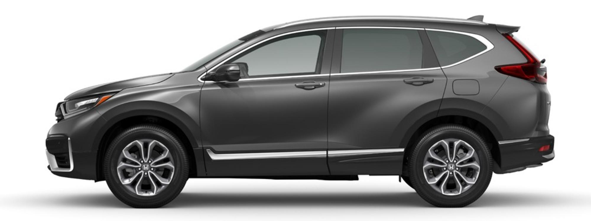 Lanzamiento del nuevo Honda CR-V 2WD