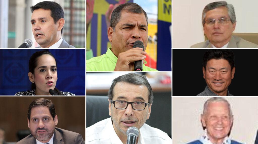 La extradición de ocho  sentenciados en el caso Sobornos se complica