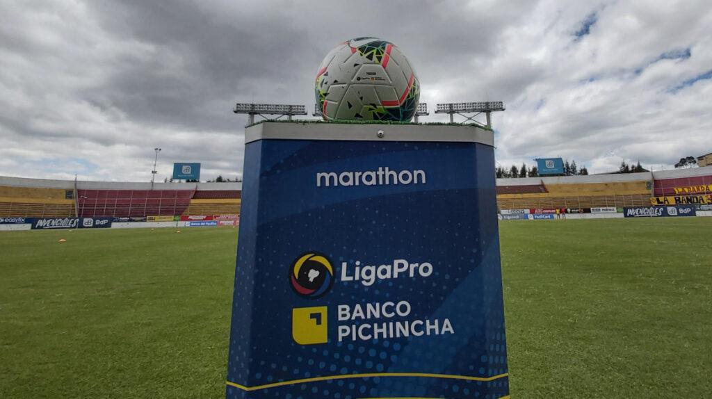 Banco Pichincha deja de ser el patrocinador de la Liga Profesional