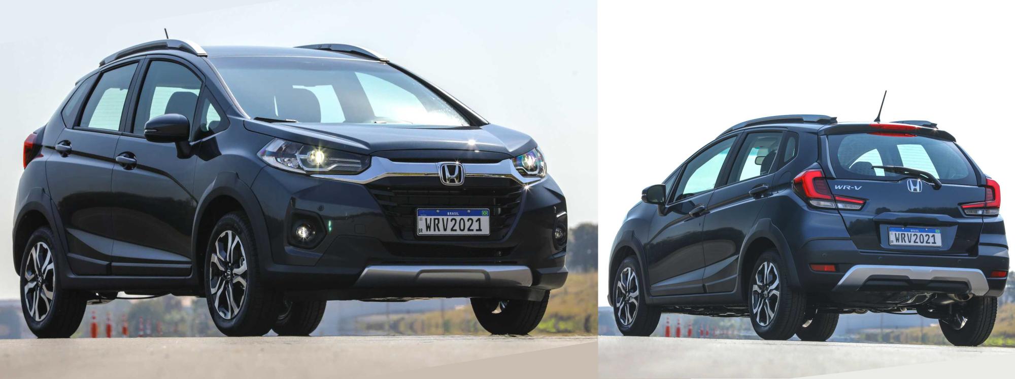 El nuevo Honda WR-V 2021 ya tiene control electrónico de estabilidad