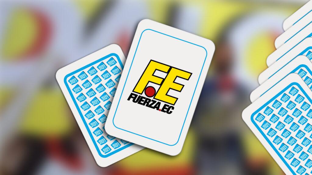 Los jugadores de 2021: en Fuerza Ecuador todo queda en familia
