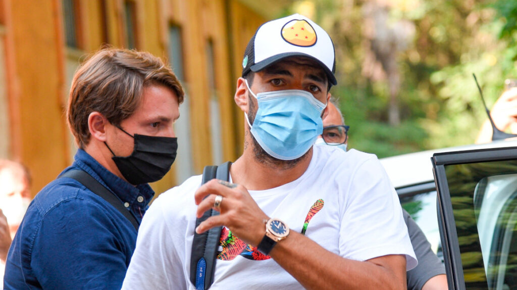Luis Suárez supera el examen de italiano para solicitar su pasaporte