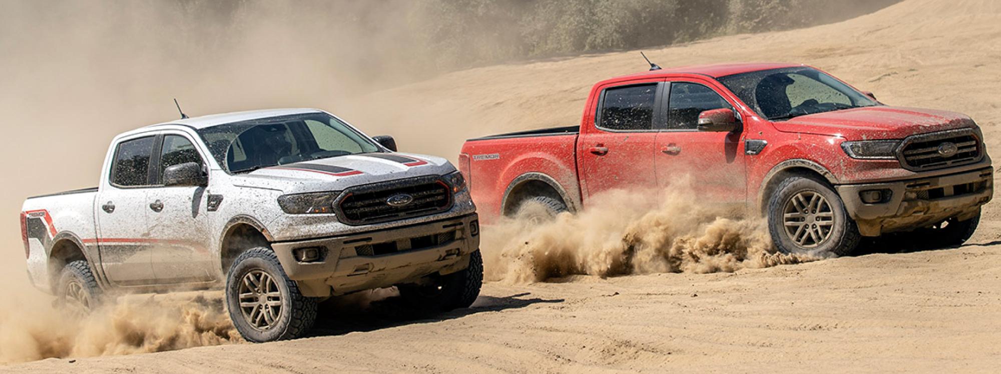 Ford Tremor para EEUU: con el motor que merecía la Ranger Raptor