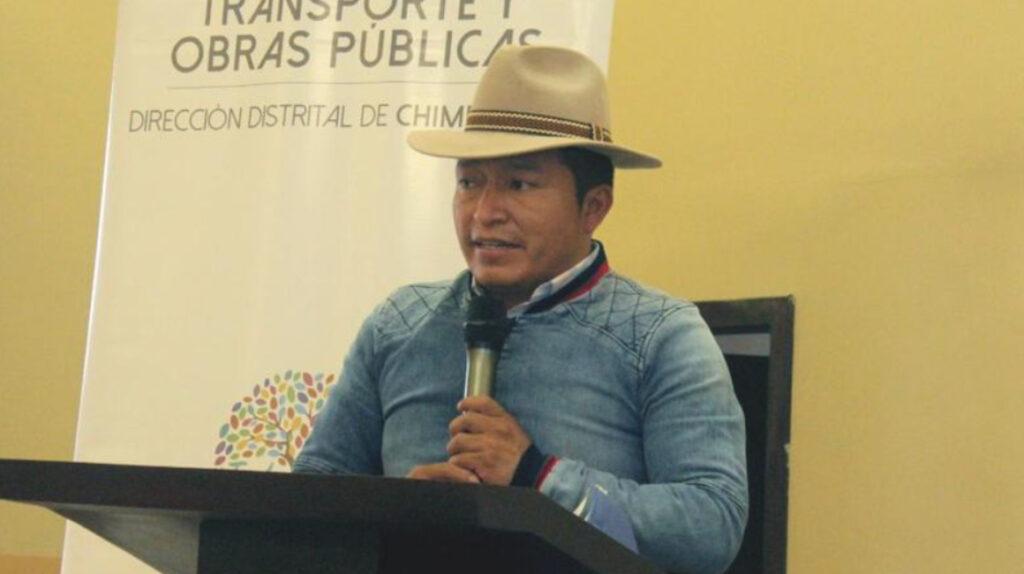 Juez de Chimborazo llama a juicio a Delfín Quishpe, alcalde de Guamote