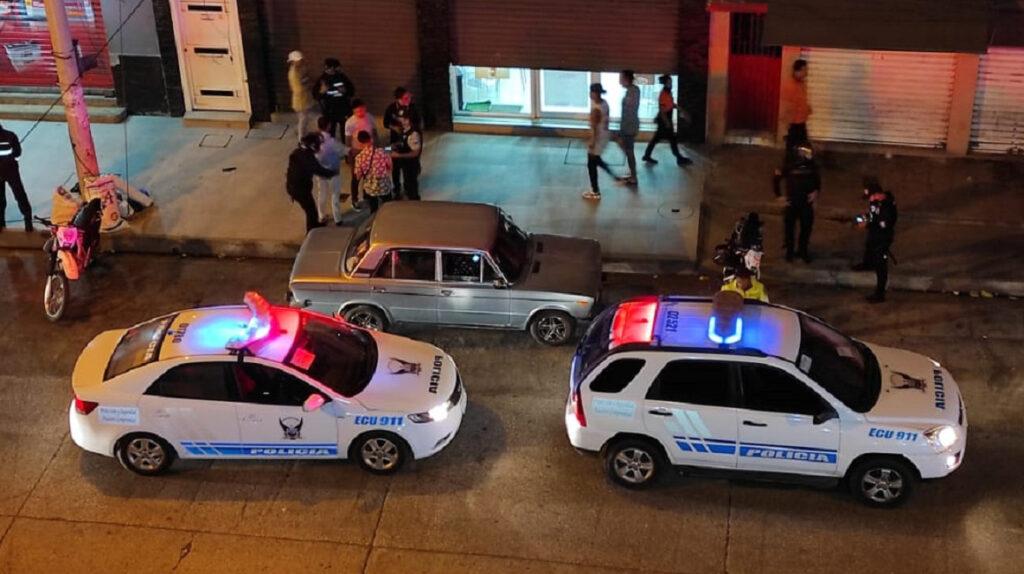 Parte del alto mando de la Policía hará base en Guayaquil