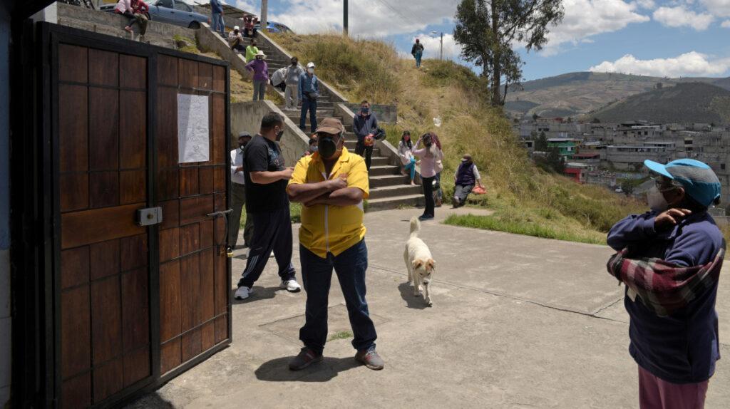 9 de noviembre: Ecuador registra 8.516 fallecidos por Covid-19