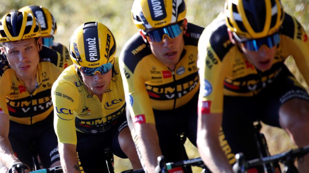 El Jumbo-Visma se retiró de la Etapa 10 del Giro por positivos de Covid-19