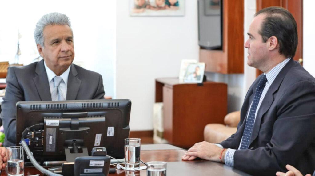 Las razones por las que Ecuador respalda al candidato de Trump para el BID