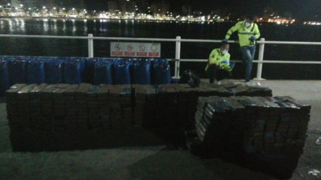 Autoridades decomisan dos toneladas de droga en 24 horas