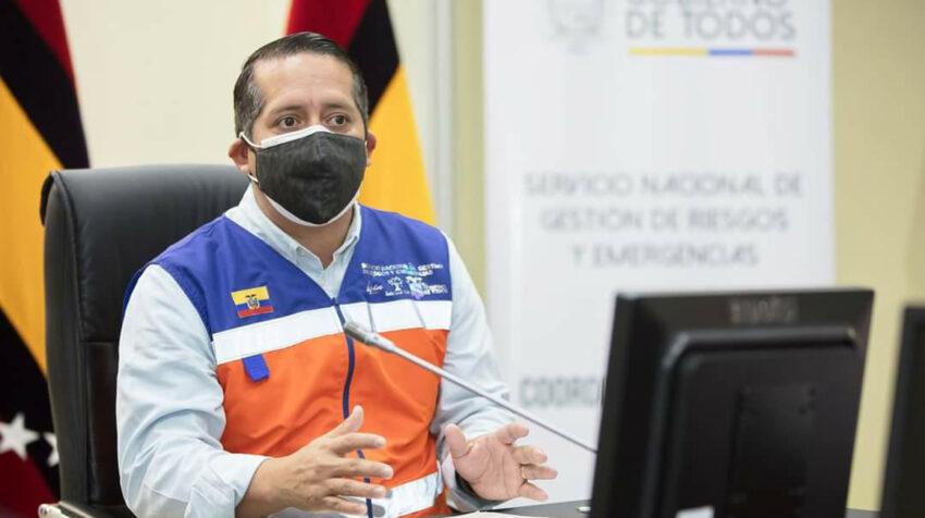 Rommel Salazar Cedeño asumió el cargo de Director Nacional de Riesgos el 11 de mayo de 2020, tras la salida de Alexandra Ocles, envuelta en un escándalo de corrupción.