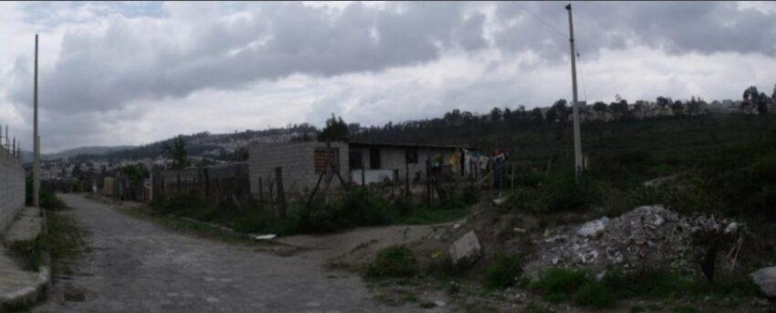 El proyecto Mastodontes está planificado en el sector de Carcelén, al norte de Quito.
