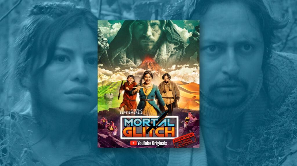 """""""Mortal Glitch"""": videojuegos y fantasía con el sello de EnchufeTv"""