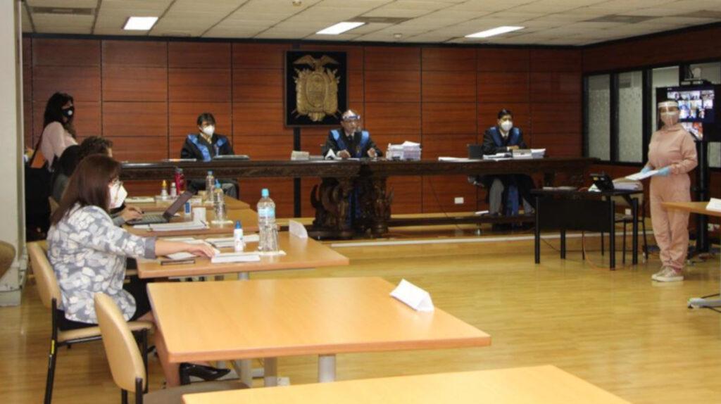 Sobornos: Corte tramita el último recurso de Correa para revertir su sentencia