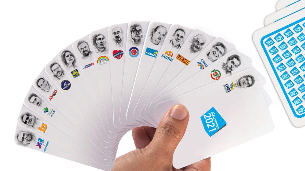 16 binomios quedan en la partida por la Presidencia de la República