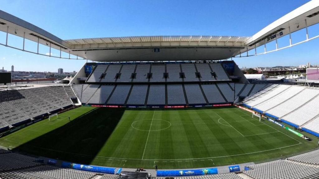 El partido entre Brasil y Argentina tendrá a 1.500 invitados en el estadio