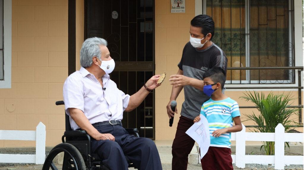 Casi 600.000 familias en Ecuador no tienen vivienda propia