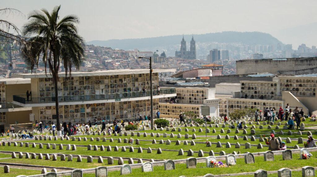 Quito, tradiciones desde Todos los Santos hasta el Aya Marcay