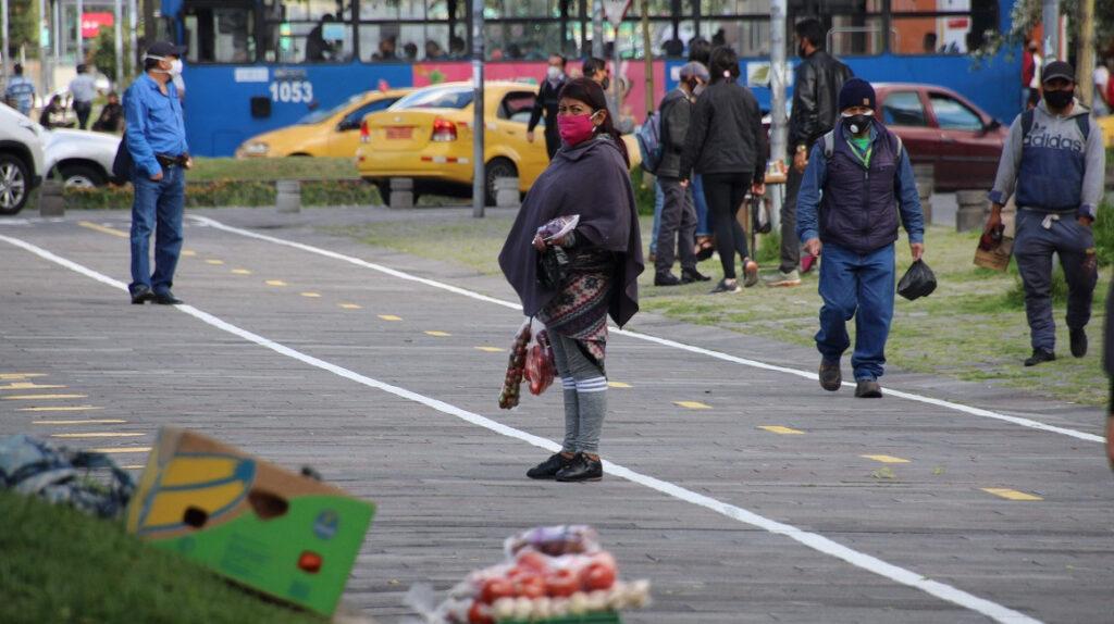 12 de noviembre: Ecuador suma 883 casos de Covid en un día