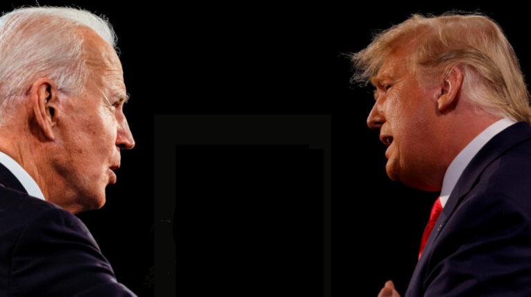 Donald Trump y Joe Biden se disputan la Presidencia de Estados Unidos.