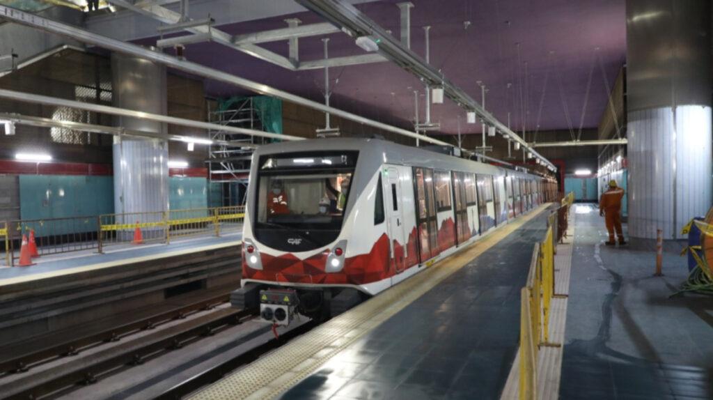 El Metro de Quito propone ahora un modelo mixto para su operación
