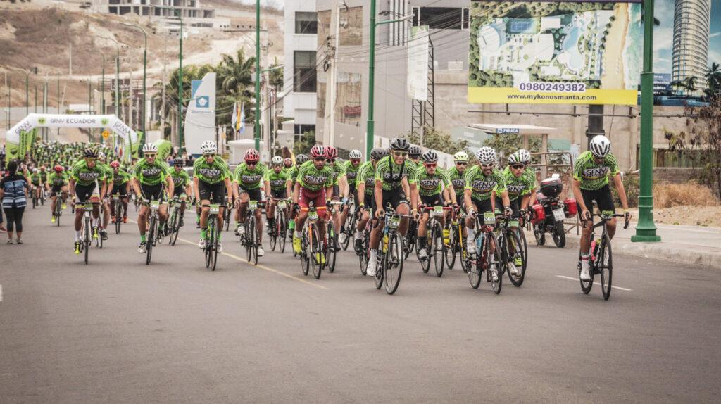 El Gran Fondo de Manta tendrá a 500 ciclistas y un recorrido de 173 km