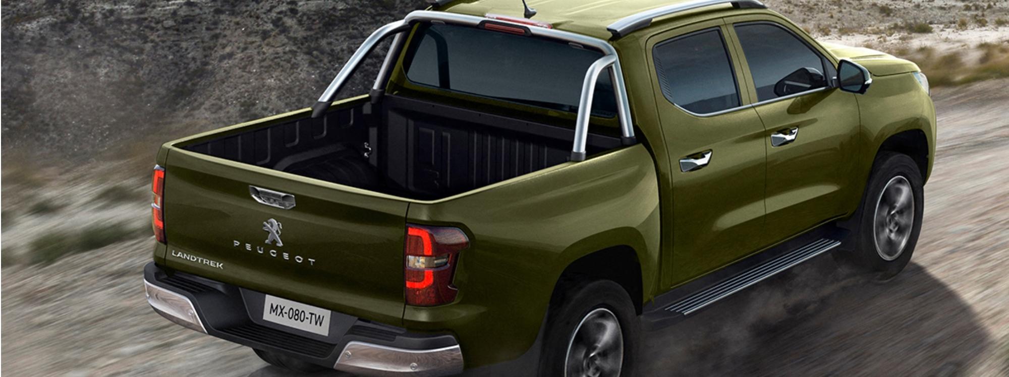 La Peugeot Landtrek se presentará en Latinoamérica en noviembre